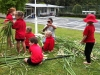Whare Raupo with Papanui junction School
